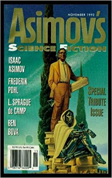 ASIMOV'S SCIENCE FICTION – Special Tribute Issue
