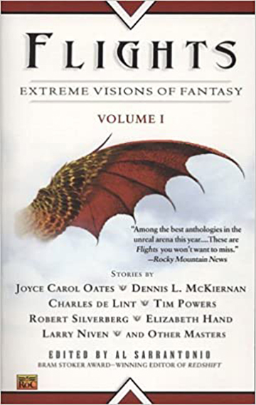 Flights: Extreme Visions of Fantasy, Volume I