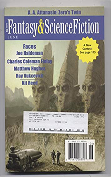 The Magazine of Fantasy & Science Fiction – June 2004
