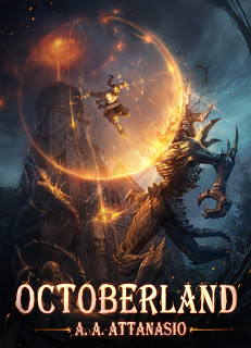 Octoberland (Dominions of Irth, Bk 3)
